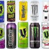 Venda por atacado de bebidas energéticas
