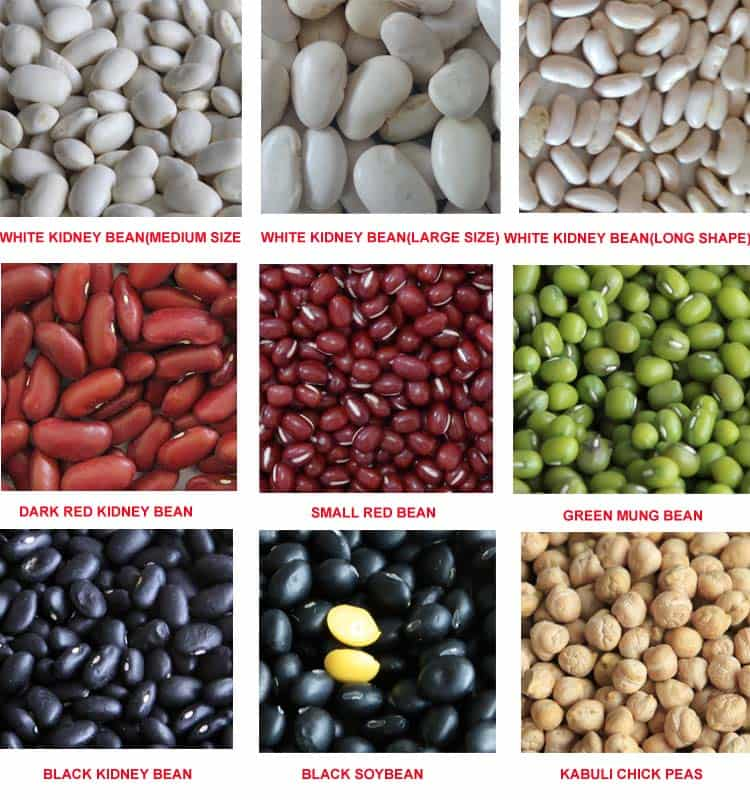 Buy Red And White Kidney Beans 100 Natural Organic Lan Grupo