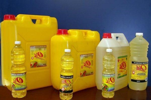 Refined Sunflower Oil Wholesale