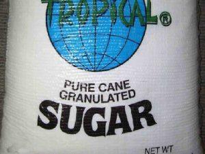 Açúcar Branco Refinado Brasileiro Icumsa 45