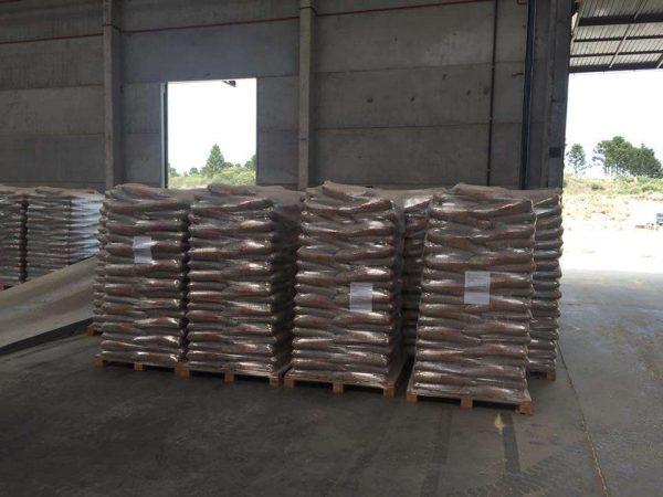 Pine Wood Pellets 6mm
