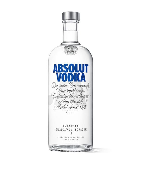 Absolut Vodka 1L Wholesale