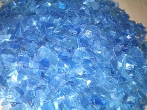 Blue PC Water Bottle Scrap