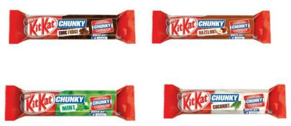 Kit Kat Chunky 48g X 48 Wholesale
