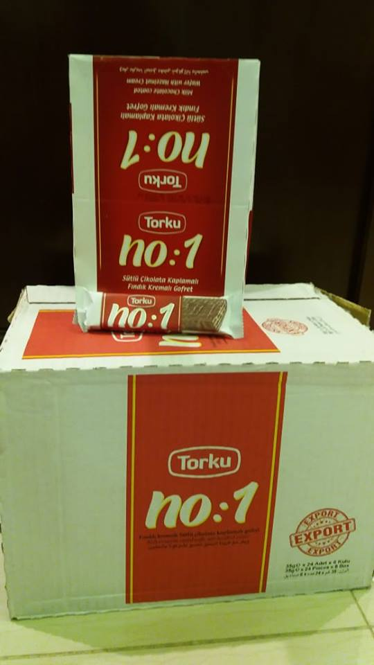 Torku No 1 Chocolate Wafer