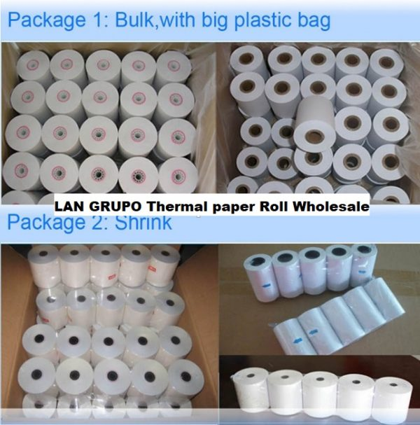 Thermal Paper Roll Wholesale