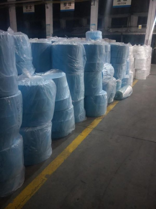 Meltblown Nonwoven Fabric 0016