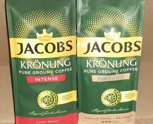 Café moído Jacobs Kronung