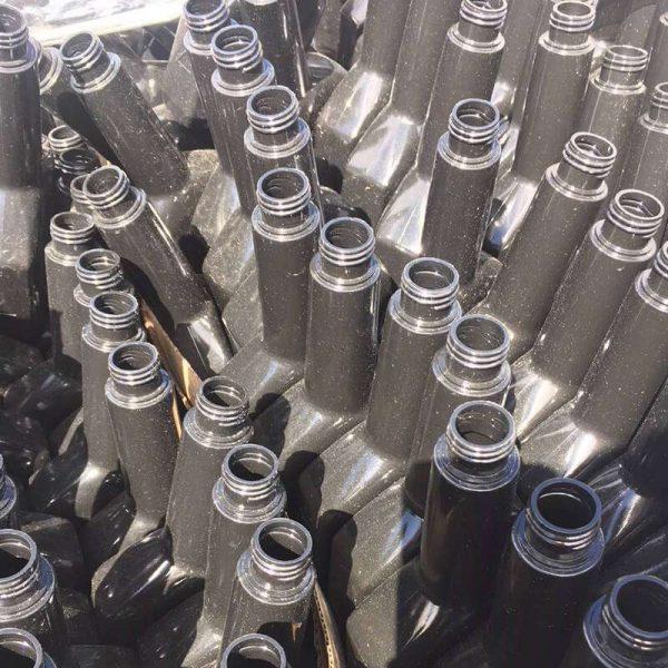 HDPE Plastic Scrap Regrind