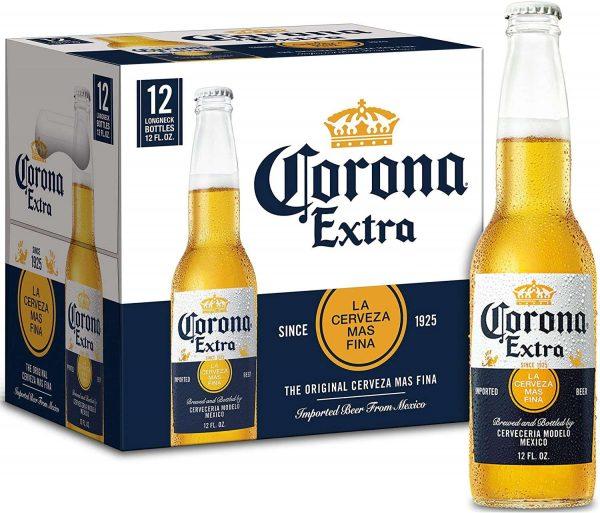 Compre cerveja Corona Extra online